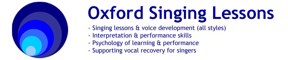 Oxford Singing Lessons